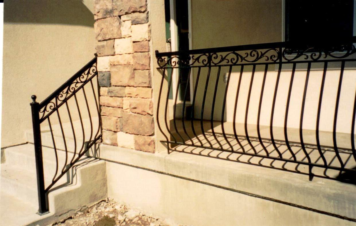 Utah Iron Railings | Intermountain Ornamental