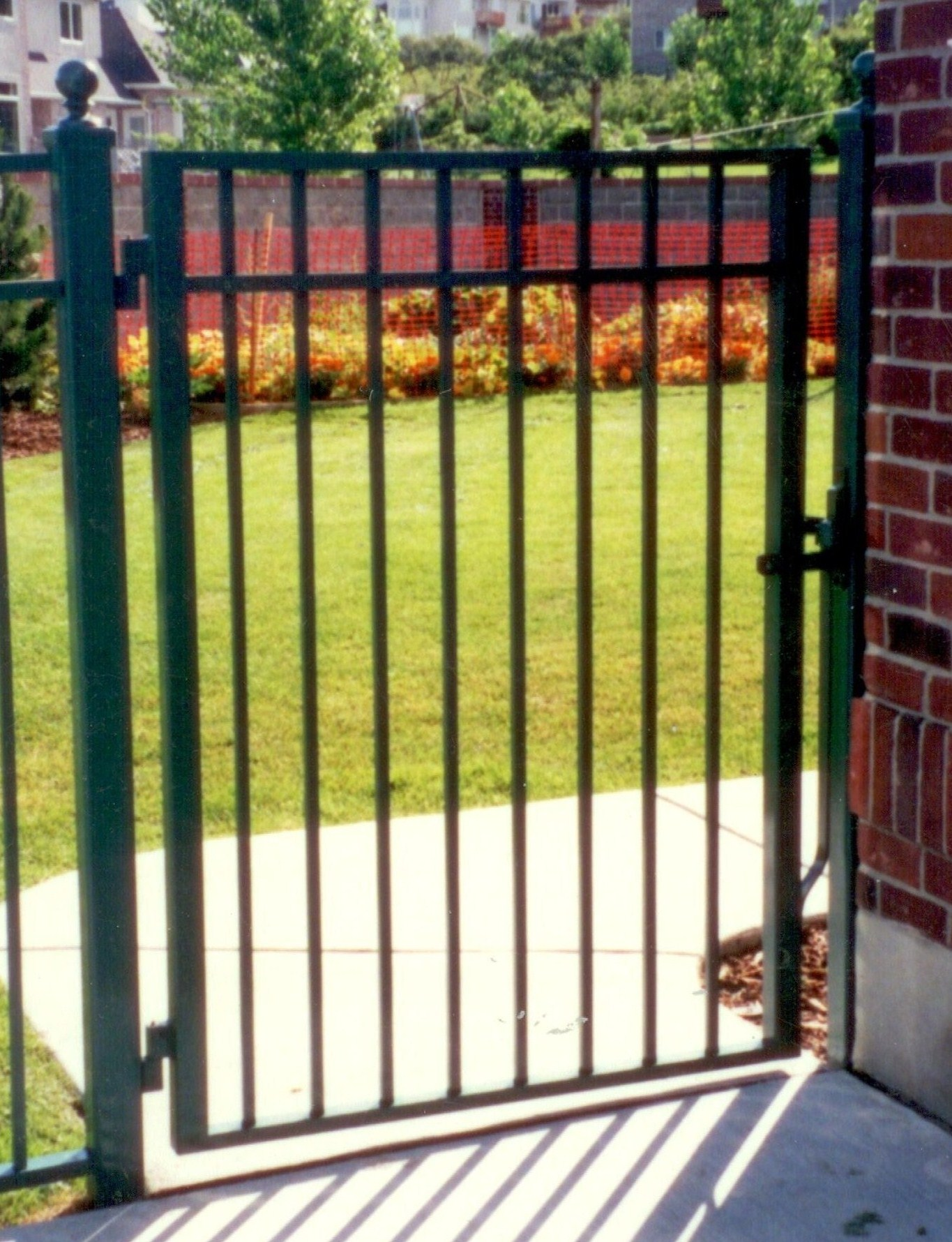 Iron Fences & Gates | Utah Intermountain Ornamental